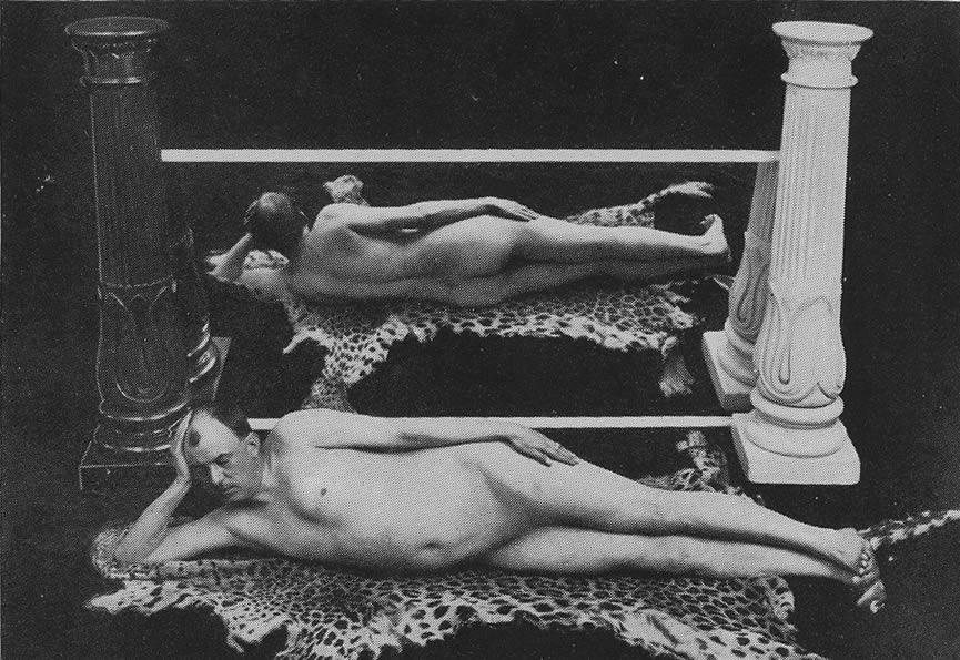 Equinox Nude Recline