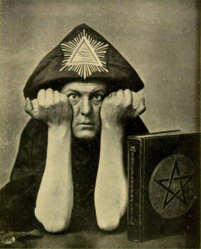 In Occult Garb