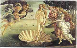botticellis birth of venus
