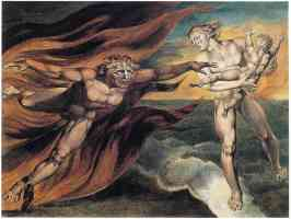 good and evil by william blake