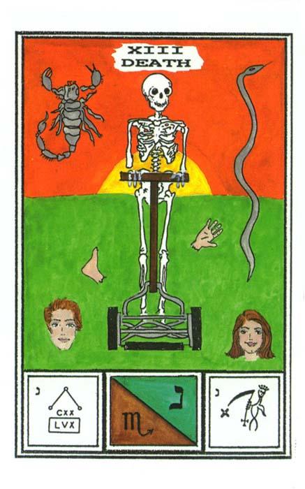 Ceremonial Magick Tarot Cards Wallpaper