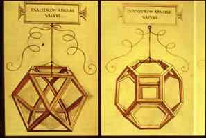 leonardo da vincis platonic solids