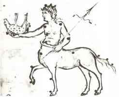 centaurus and bestia