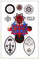 eight crowley sigils