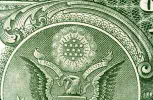 star of david on us dollar bill