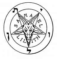 the sigil of infernal union samael and lilith