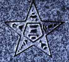 tombstone symbol of order of the eastern star