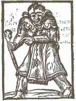 16th century witch drawing