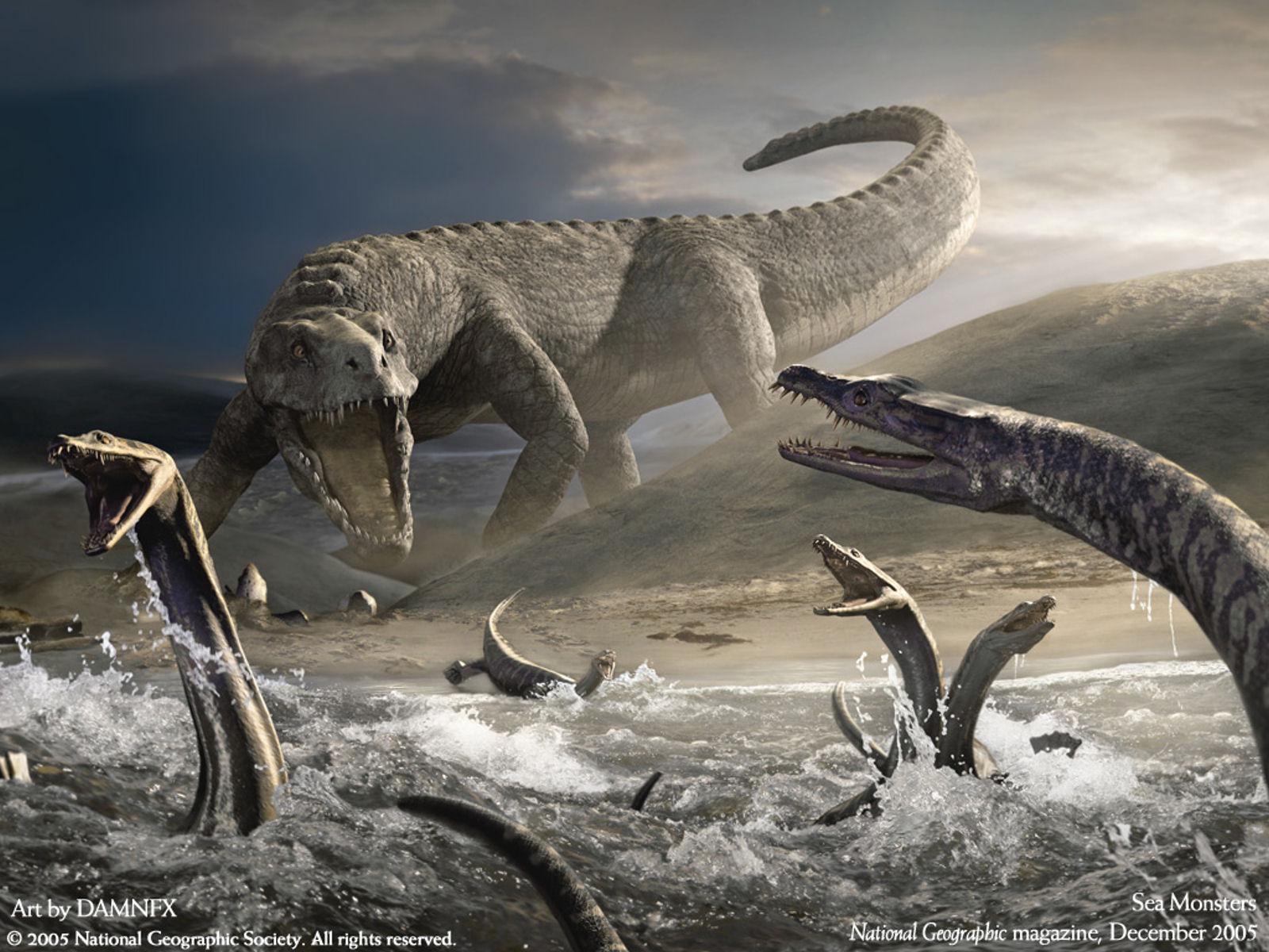 Sea Monsters 1
