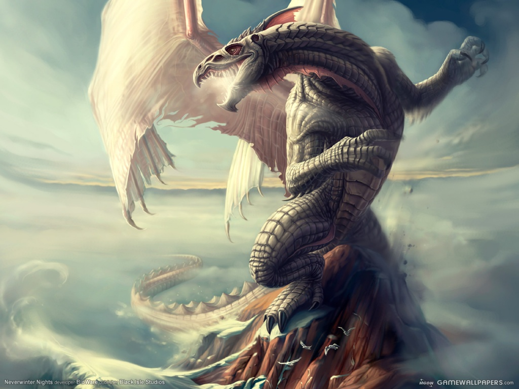 Neverwinter Nights Dragon