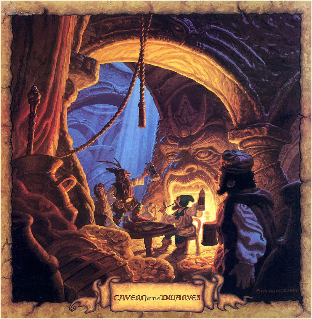Cavern Of The Dwarves