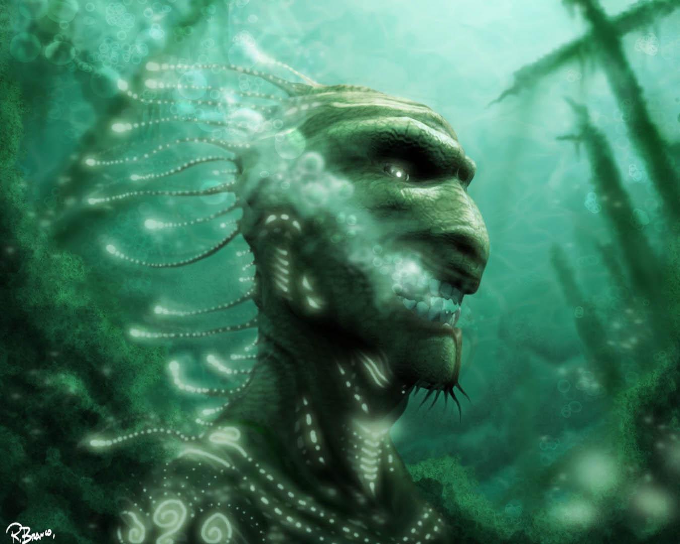 Zombie Merman