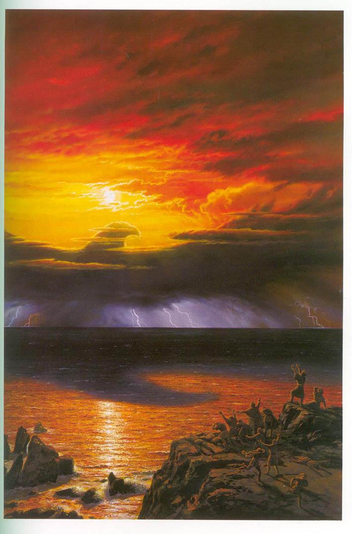 Manwe The Sky Deity