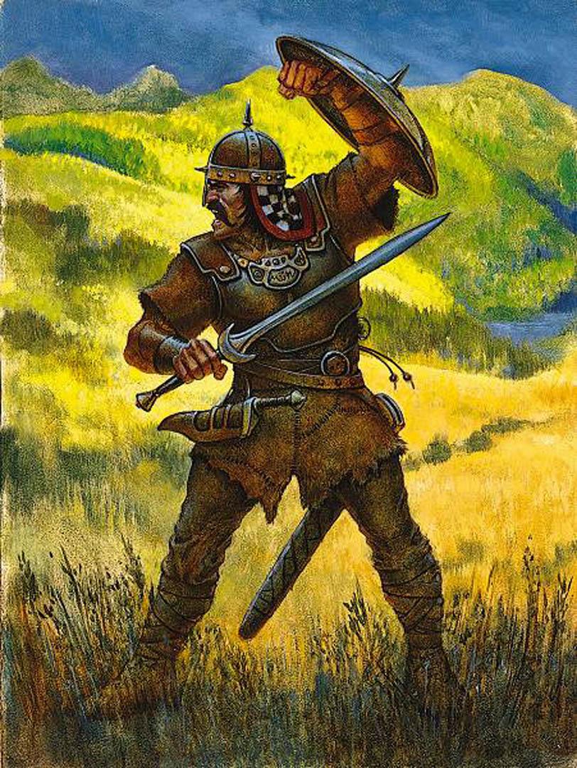 Fantasy Swordsman