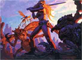 kaleha at battle