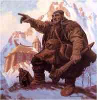 the snow giant