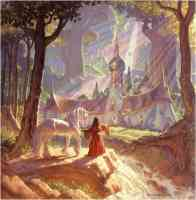the wizards glade
