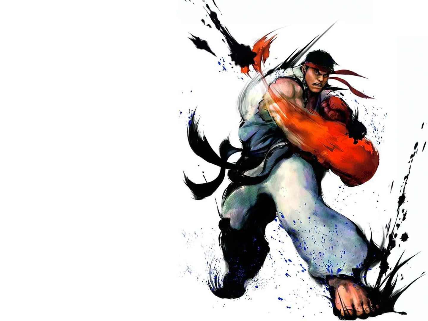 Ryu Special Move Street Fighter 2 Wallpaper