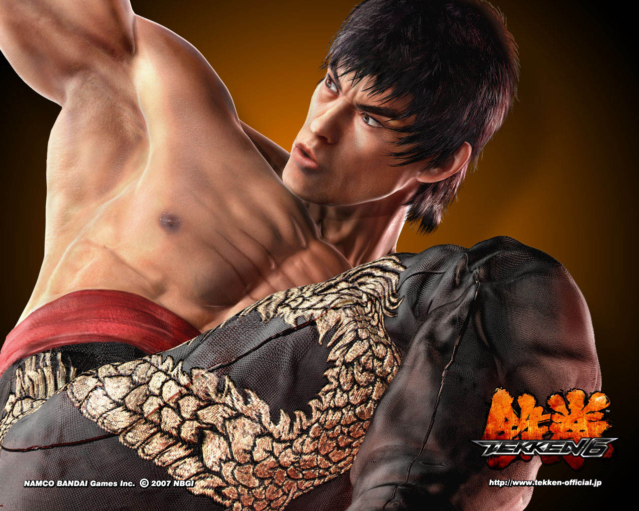 Previous Tekken 6 Wallpaper Marshall Law