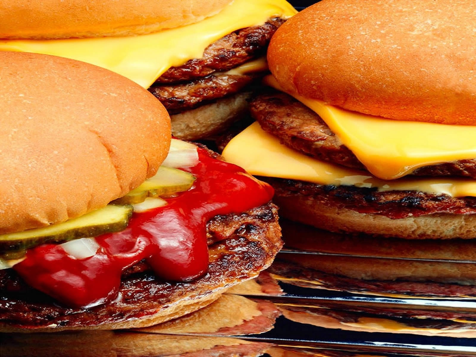 Hamburgers food and drink wallpaper image featuring fast food