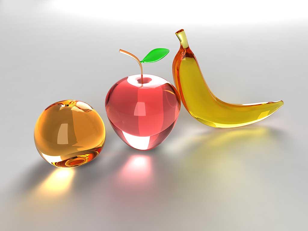 Glass Fruit