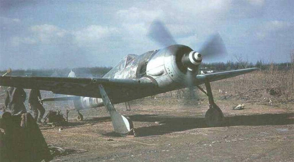 Focke Wulf FW 190 Kleuren
