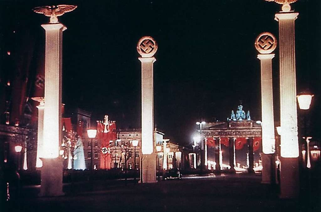 Berlin During The Nazi Reign