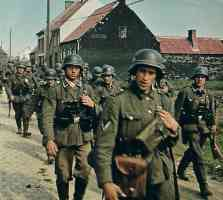 Belgium 1940 and the Wehrmacht are on the rise