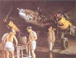 Messerschmidt Bf 110E 1