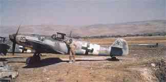 Messerschmitt Bf 109 G2 in tropical climates