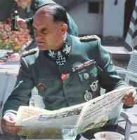 SS General Sepp Dietrich leader of hitlers leibstandarte