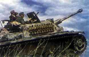 panzer tank storm gun