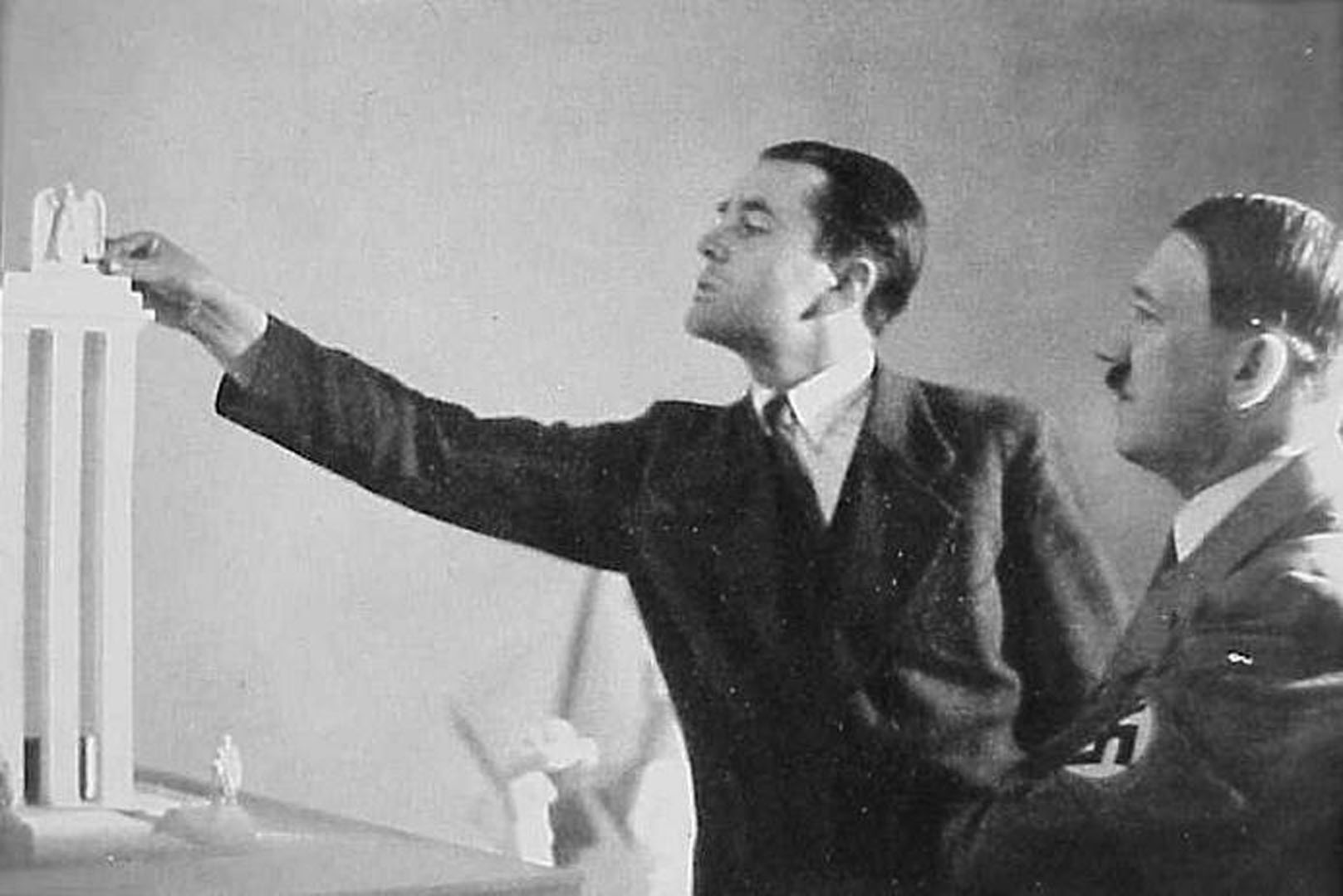 the background of albert speer not Albert speer received a prison sentence instead of the death penalty for a variety of reasons speer was not an executioner like frank (death penalty.