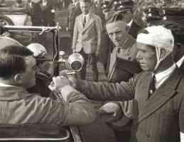 hitler meeting war veterans