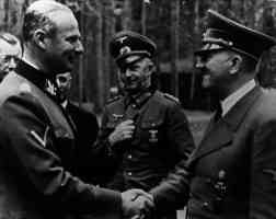 hitler meeting with reinhardt heydrich