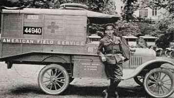 American ambulance field service