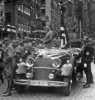 Hitler Nurnberg 1935