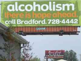 alcoholism hope ahead