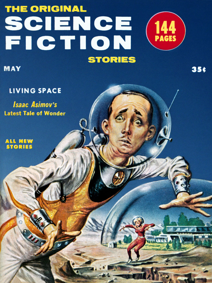 space science fiction magazine - photo #2