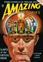 amazing stories featuring slaves of the crystal brain