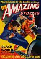 amazing stories featuring the black world