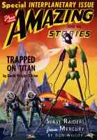 amazing stories featuring trapped on titan