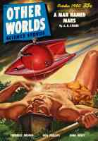 other worlds science stories featuring a man named mars