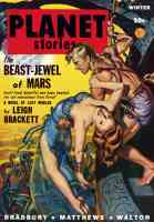 planet stories featuring the beast jewel of mars
