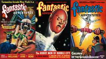 sci fi fantastic adventures