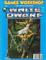 white dwarf 123