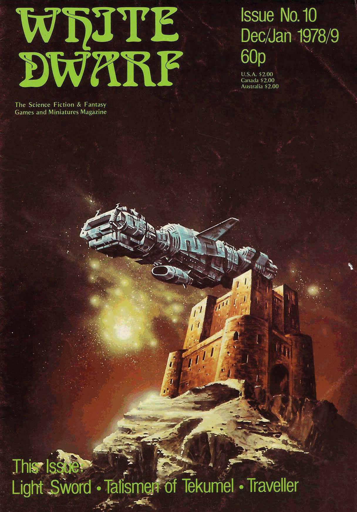 White Dwarf 10