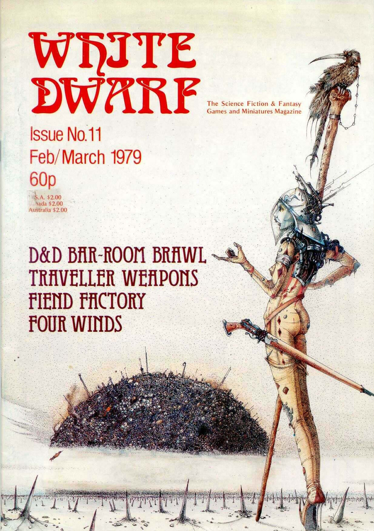 White Dwarf 11