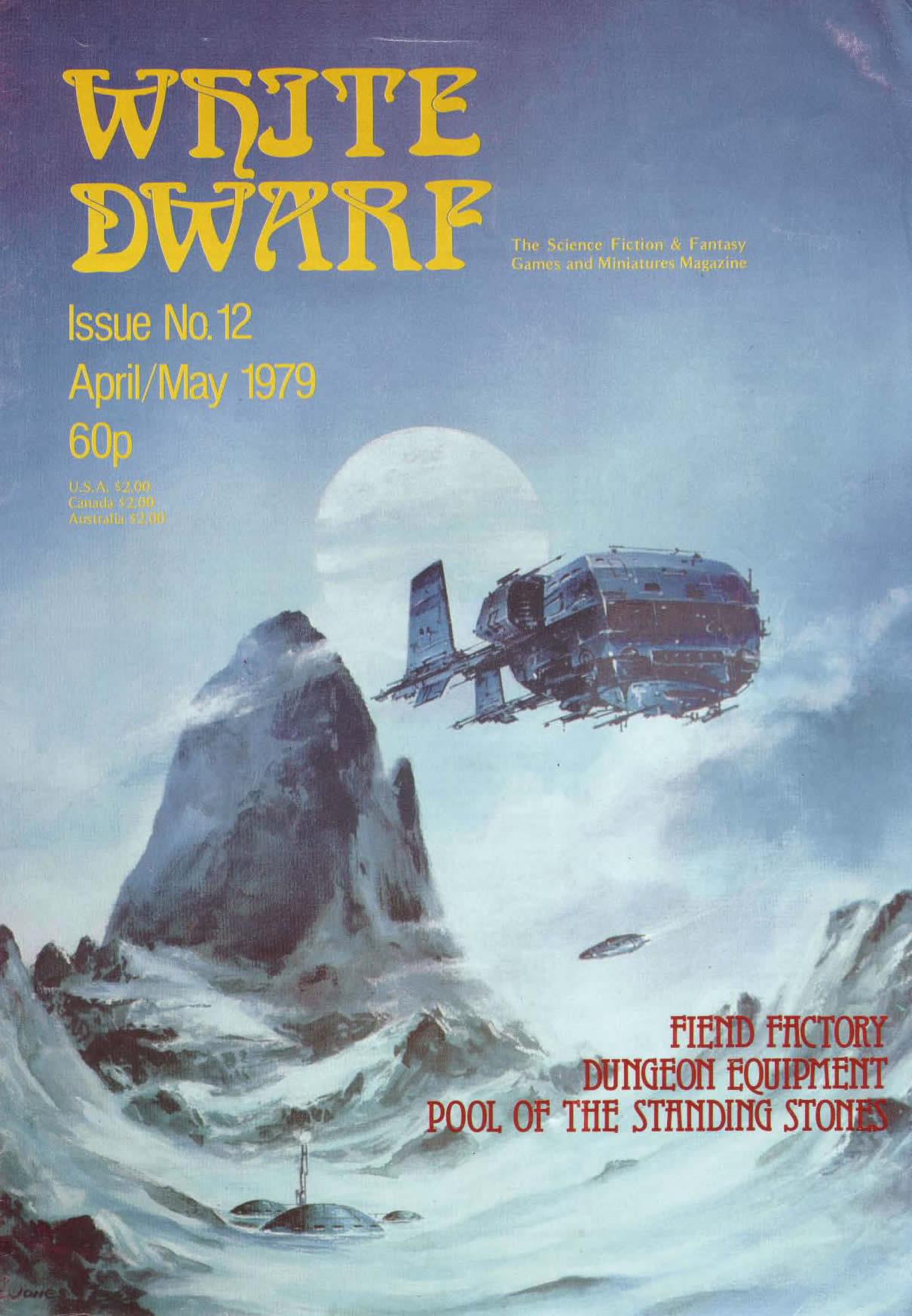 White Dwarf 12