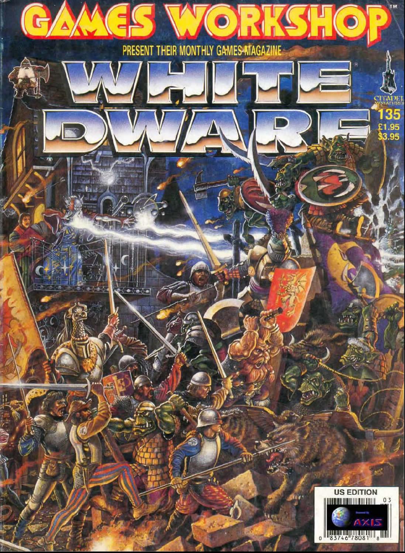 Best white dwarf cover forum dakkadakka